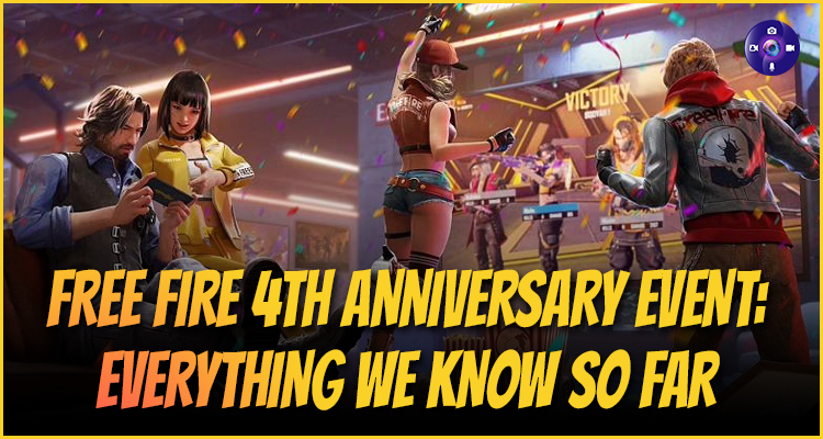 Free Fire 4th Anniversary Event: Everything We Know So Far