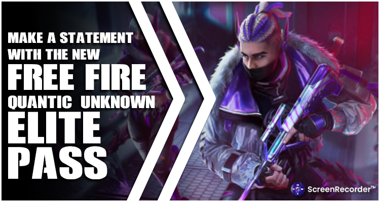 Make A Statement With The New Free Fire Quantic Unknown Elite Pass