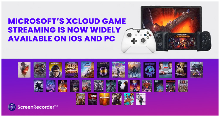 Microsoft's XCloud Game Streaming Is Now Widely Available On IOS and PC