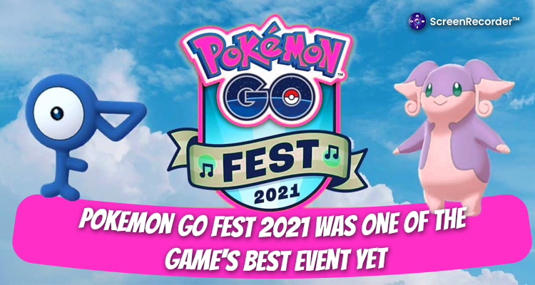 Pokémon Go Fest 2021 Was One Of The Game's Best Events Yet
