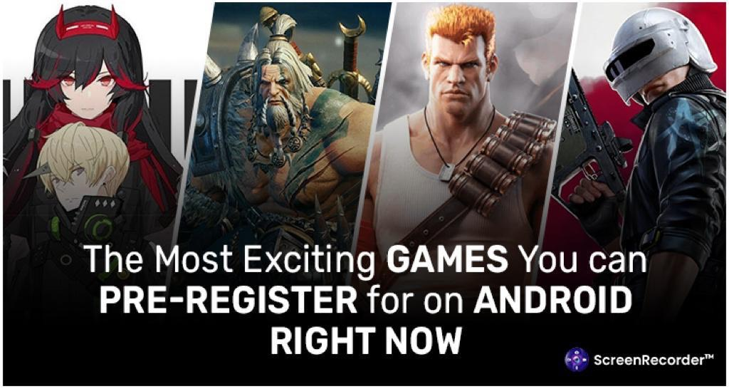 The Most Exciting Games You Can Pre-Register For On Android Right Now