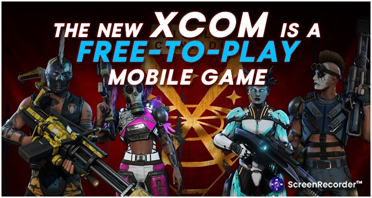 The New XCOM Is A Free-To-Play Mobile Game