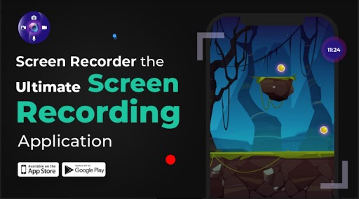 Screen Recorder the Ultimate Screen Recording Application for Android and iOS